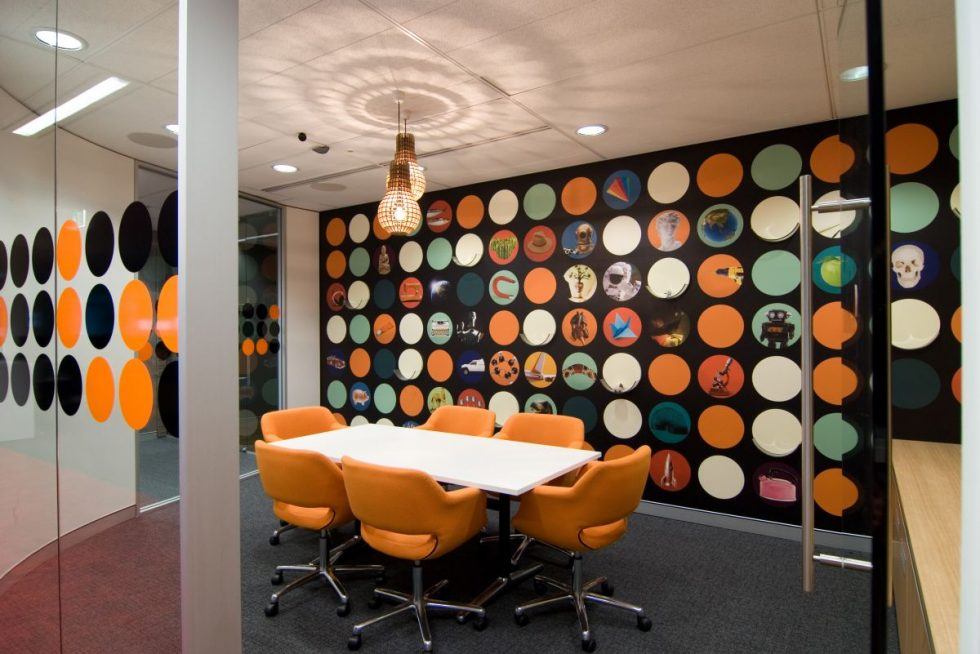 TTY ID Construction is Office Factory Interior Design and
