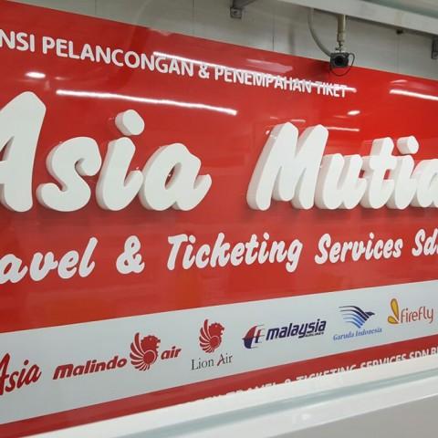 Asia Mutiara Travel & Ticketing Sdn Bhd
