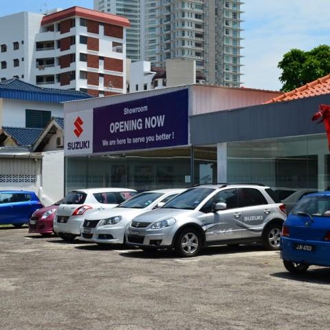 Suzuki Car Showroom & Service Center
