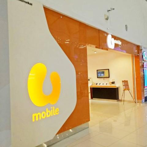 U-Mobile Queensbay