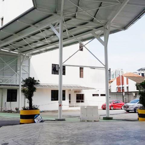 Hospital Linkway